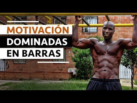 MOTIVACION DOMINADAS EN BARRA