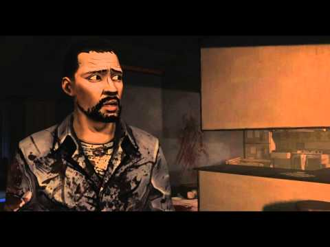 CHIIB PLAYS: THE WALKING DEAD: E1: PART 2