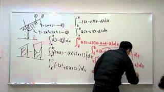 FCS数学教室/微積【1/6の公式の説明】