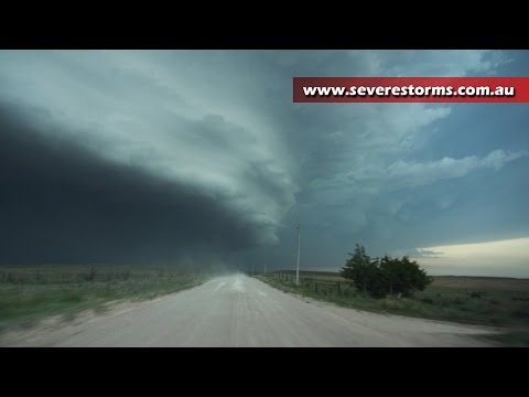 Wiggins & Wray Colorado Tornado - Storm Chasing & Spotting