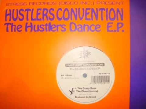 Hustlers Convention - The Hustlers Dance EP