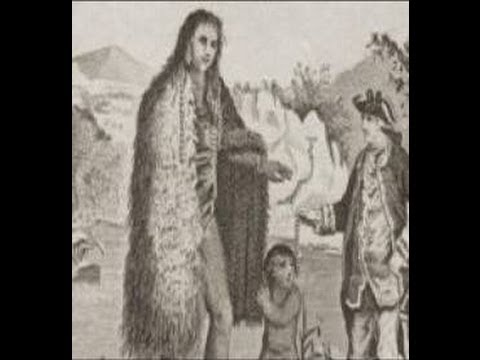 Confirmation of the Bible from Native American tradition (Genesis 6 & giants)