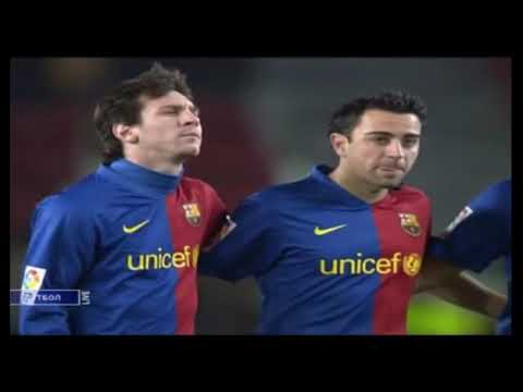 Xavi Hernandez 08/09 -The legend-  By Sjurinho