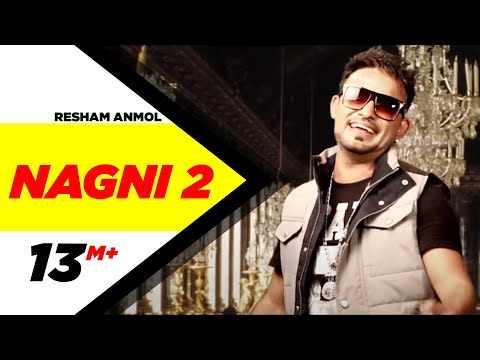 Nagni 2 | Resham Anmol | Latest Punjabi Songs 2014 | Speed Records video