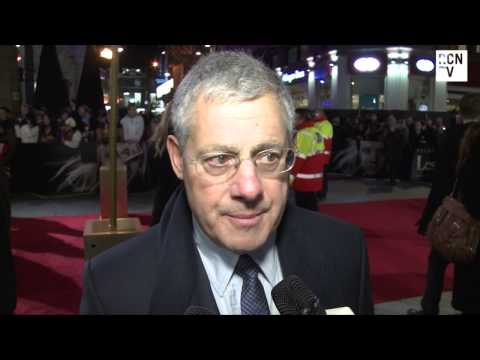 Les Misérables World Premiere Cameron Mackintosh Interview