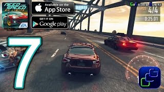NEED FOR SPEED No Limits Android iOS Walkthrough - Part 7 - Car Series: Tokyo Streets