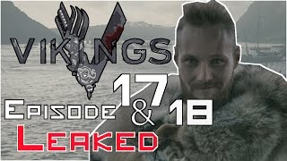 Vikings Season 4 Episode 17 & 18 | Sneakks!