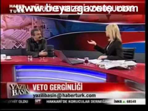 Sırrı Süreyya Önder Canlı Yayında Dedikodu