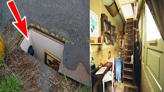 5 CREEPIEST Secret Rooms EVER Found In People