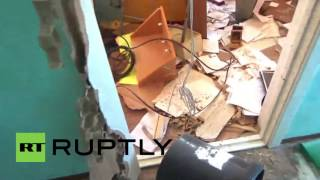 Russia: Footage shows aftermath of massive prison riot in Abakan