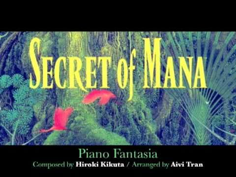 Secret of Mana - Piano Fantasia