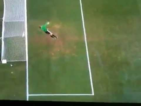 Crazy Goal Frank Lampard Germany 4 - England 1 Fifa World Cup 2010