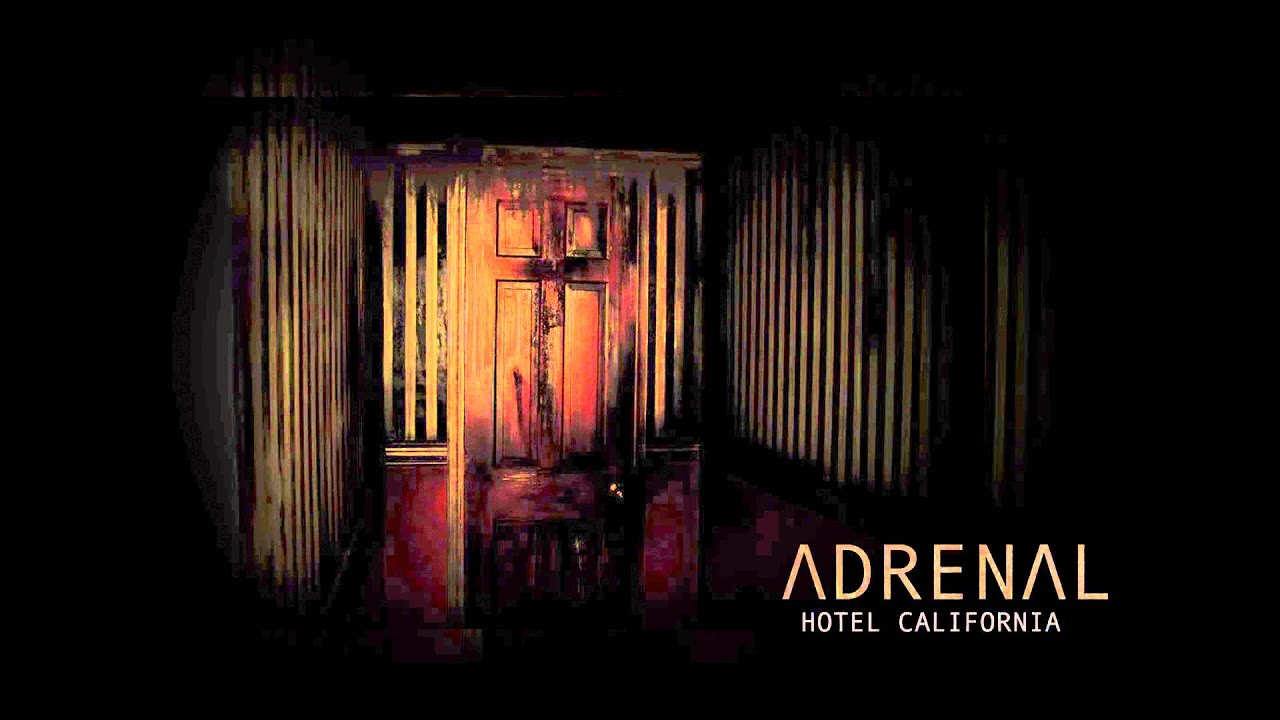 ADRENAL- HOTEL CALIFORNIA (cover)