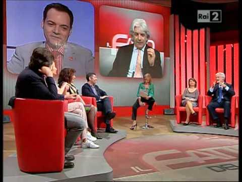 Ivan Scalfarotto – Il Fatto Del Giorno – 25.05.2010 – Parte 02 di 03