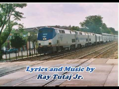 If you like this song, I have the TRAVEL BY TRAIN song available here at: http://www.cdbaby.com/cd/raymondtutajjr1 After a couple southwest chief-trips i too...