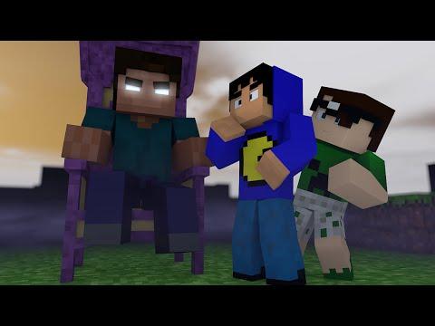Minecraft: DESAFIO DO HEROBRINE Série Desafios