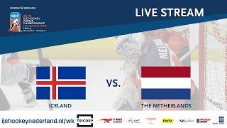 Исландия : Нидерланды