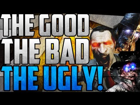BO2 Zombies: The Good. The Bad. The Ugly :: Final Review of BO2's Zombie Experience