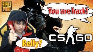 CS:GO - Lâu lắm quay lại bị kêu hack wall !
