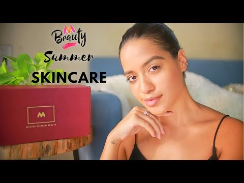 My Ultimate Summer Skincare Essentials from Myntra!