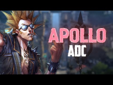 Apollo ADC: CRIT HUNTER IS BEST HUNTER! - Incon - Smite