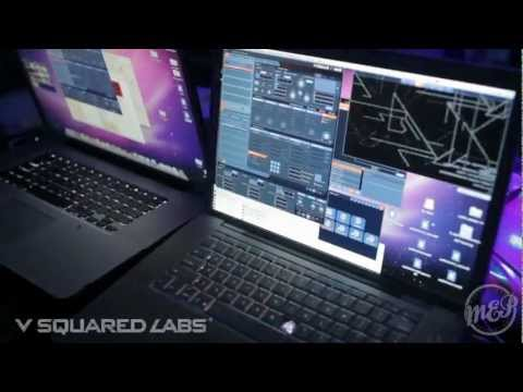 V Squared Labs: Audiotistic Visuals