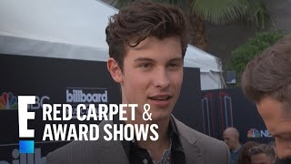 Shawn Mendes Talks Performing With T.Swift on 'Reputation' Tour | E! Red Carpet & Award Shows