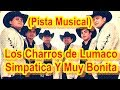 Download Los Charros de Lumaco - Simpatica Y Muy Bonita (Karaoke) MP3 song and Music Video