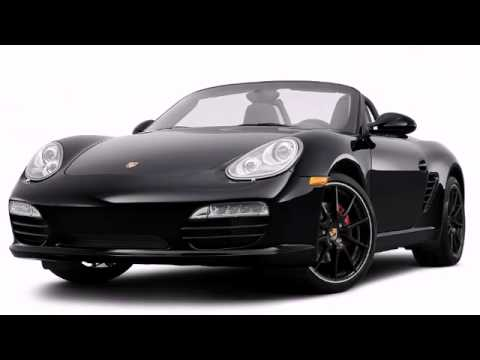 2012 Porsche Boxster Video