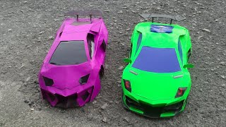 PaperCraft Car Design [ Lamborghini ]