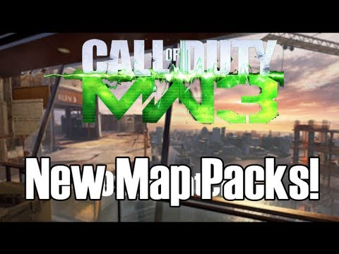 MW3: MAP PACK #1 ANNOUNCED - Park, Italy, Overwatch & Morning Wood