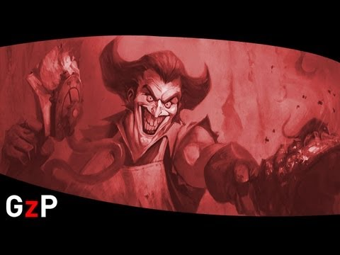 Infinite Crisis Gaslight Joker profile HD game trailer - PC