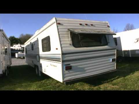 Sold Dutchmen 32 Handyman S Special 1991 Travel Trailer