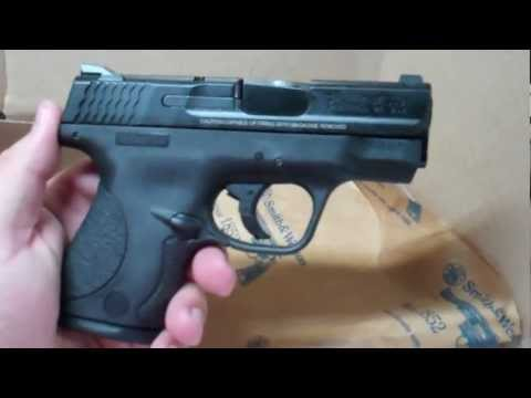 Smith & Wesson M&P Shield Review @ Trigger Happy