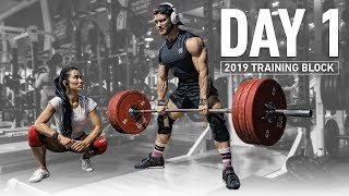 My Periodization & Program Strategy for 2019 | What I Got For Christmas