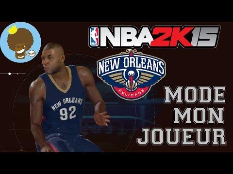 [NBA 2K15 - Ma Carrière] Mon Joueur vs. Los Angeles Clippers & Atlanta Hawks #4