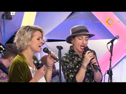 группа ФРУКТЫ – Концерт в студии Страна FM (07.11.2017)
