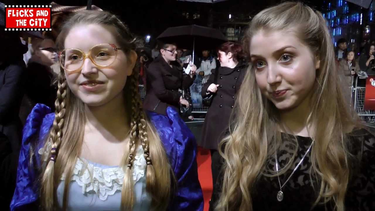Jessie Cave & Bebe Cave Interview on Great Expectations ...
