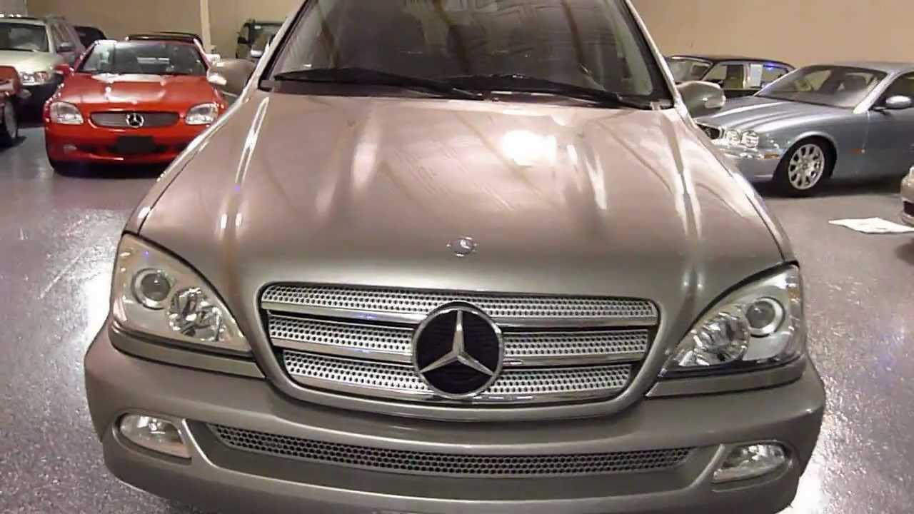 2005 mercedes benz ml350 4matic 4dr 3 7l special edition for 2005 mercedes benz suv