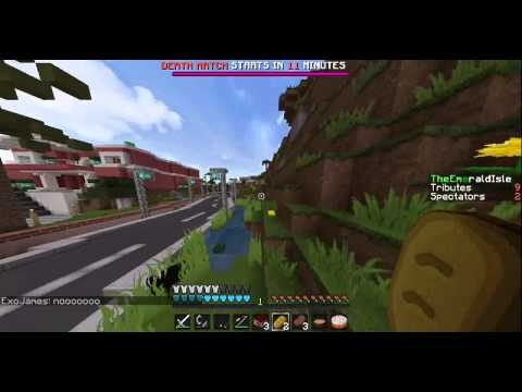 Minecraft Survival Games #7: Detentions