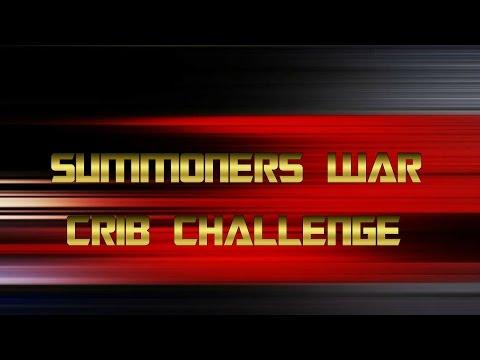 ChildishPlays - Summoners War Crib Challenge !! #ChallengeAccepted