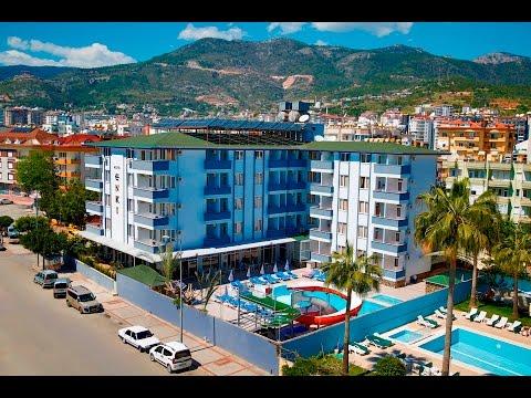 ENKI HOTEL ALANYA