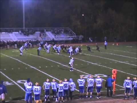 CBA vs Colonie Football 2012