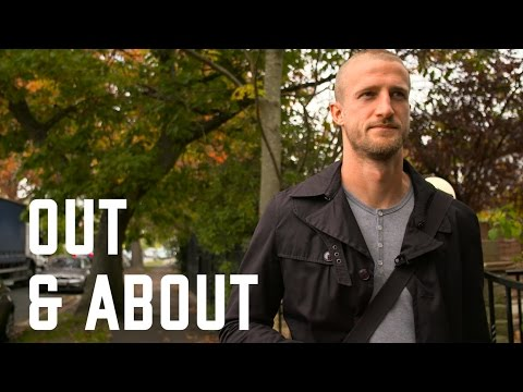 Out & About: Brede Hangeland