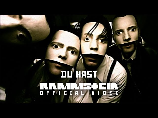 Rammstein - Du Hast Official Video