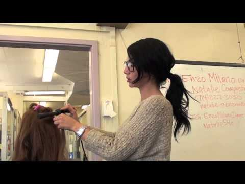 How to curl hair: Victoria Secret Wave, Fingerwave Curl, Beach wave, Ribbon, Ringlet...