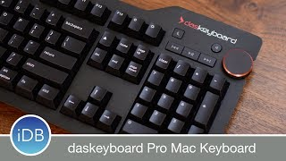 DAS Professional Mechanical Keyboard for Mac - Review