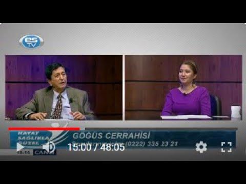 PROF. DR. RECEP ARSLAN ES TV HAYAT SAĞLIKLA GÜZEL 18 ARALIK 2019