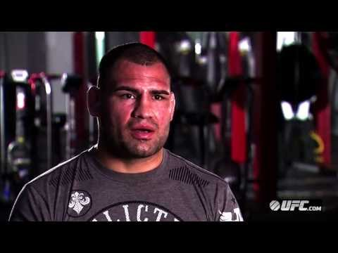 UFC 160: Cain Velasquez Pre-Fight Interview