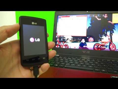 Hard Reset LG Optimus L1 II Dual E415f / E410f / E435f - Solução    Como Formatar. Desbloquear Senha